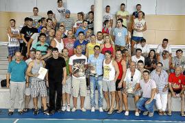 Hierro y Reina visitan la carcel de Ibiza