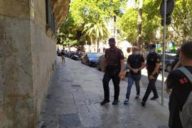 Seis años de prisión tras ser pillado con 24.000 pastillas de éxtasis en Son Sant Joan