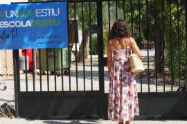 Los padres de los alumnos de Son Sardina se quejan de una 'okupación' en la escuela
