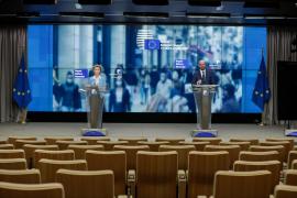 La UE alcanza un acuerdo sobre su plan de recuperación tras la pandemia