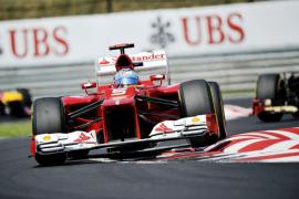 Alonso: «Hemos salvado un fin de semana complicado»