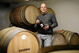 Antoni Sans Cañellas: «Nuestros vinos expresan la esencia de Mallorca»