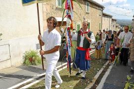 Moscari se vuelca en la celebración de los 30 años de la recuperación de la Festa des Fadrí