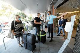 Los hoteles de Mallorca registran en julio más cancelaciones que reservas