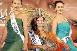 Miss Baleares 2012