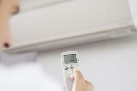 ¿Cuál es la temperatura ideal del aire acondicionado en casa? ¿Y en una oficina?