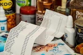 El bisfenol A se encuentra en los tickets de la compra: ¿puede afectar a nuestra salud?