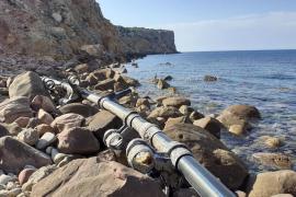 Misterio en Menorca: Aparece un emisario de origen desconocido