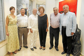 Palomo Linares presenta su obra en la Galería Vanrell