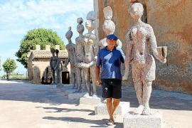Joan Bennàssar abre su jardín de sentimientos en Capdepera