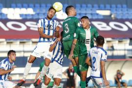 El Atlético Baleares dice adiós al sueño del ascenso