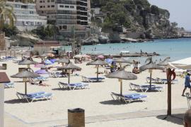 Las playas no pondrán hamacas hasta tener un compromiso de Cort
