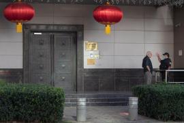 EEUU confirma el arresto de tres investigadores chinos y busca otra en el consulado