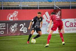 La Penya Deportiva Santa Eulàlia cae con la cabeza alta