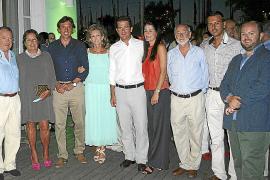 Cena de armadores de la Copa del Rey Audi Mapfre en el Real Club Náutico de Palma