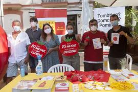 La Feria del Libro en Ibiza, en imágenes.