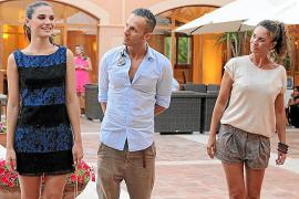 Pinko presenta su moda en el Marriot