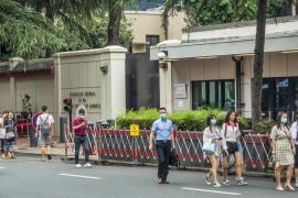 China responde y ordena el cierre del consulado estadounidense en Chengdu