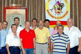 Encuentro de socios de SCI Balearean Chapter