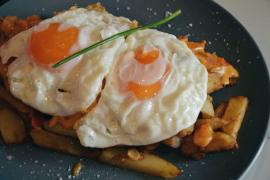 No es tan fácil freír un huevo