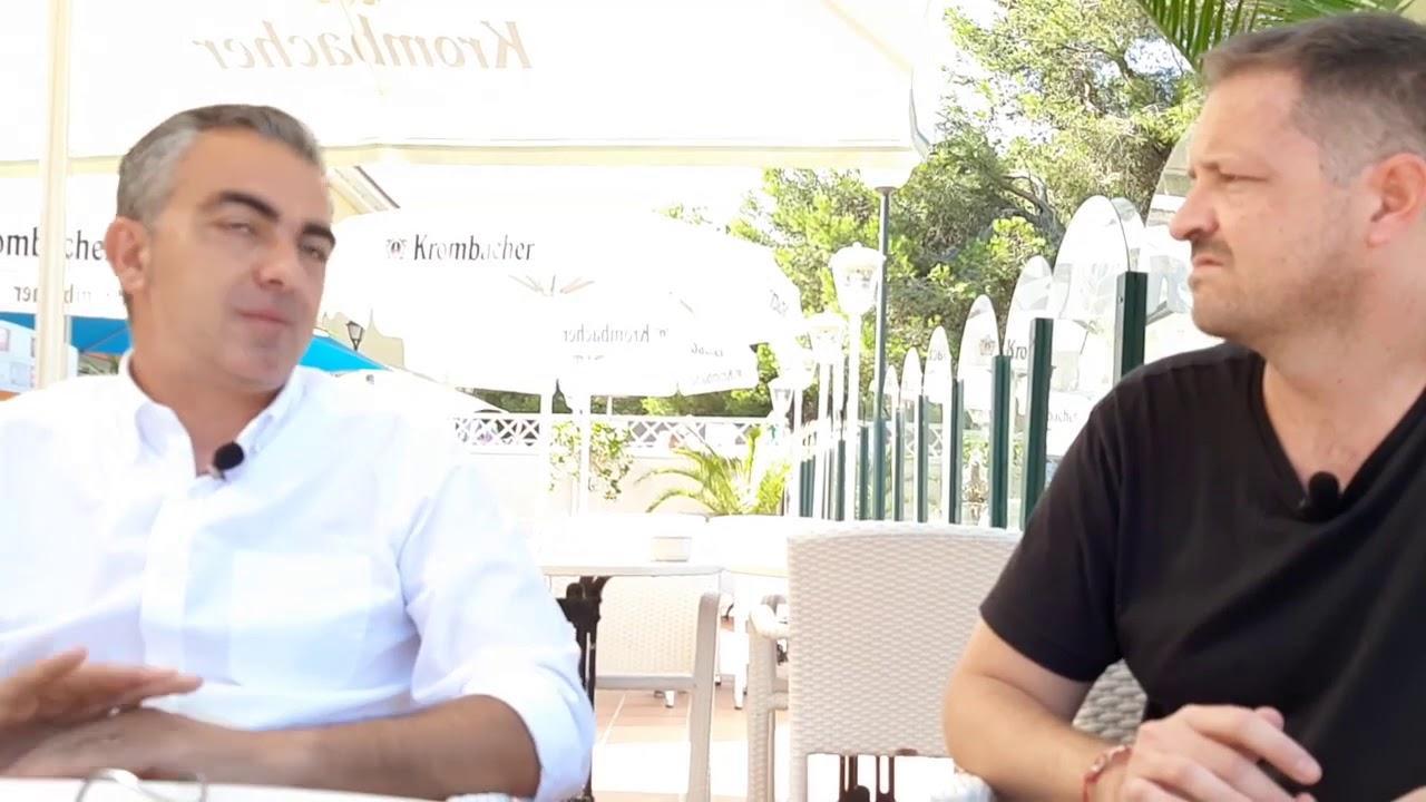 Toni Amor, la mano derecha de Javier Aguirre