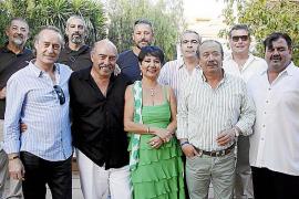 PALMA BRISAS ZONA VIP PRESENTACION LIBRO AMPARO GALINDO