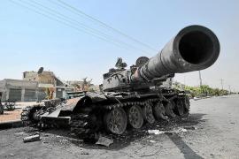 Duros combates entre el Ejército sirio y los rebeldes por tercer día en Alepo