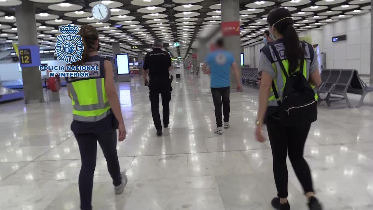 Detenida en Palma al intentar recuperar una tarjeta de residencia falsificada