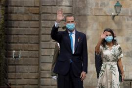 El Rey pide «unidad profunda y solidaridad» ante la crisis de la pandemia