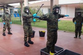 Defensa prepara rastreadores para responder al aumento de casos de COVID-19