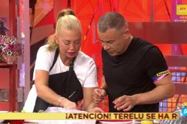 Jorge Javier Vázquez y Belén Esteban, ganadores de 'La última cena'