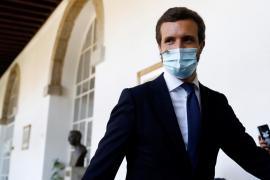 Casado propone a Sánchez modificar la legislación para luchar contra los rebrotes