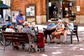 Aragón, Cataluña, Navarra y País Vasco registran el mayor aumento de contagios