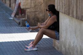 Este domingo empieza el primer episodio de más calor del verano en Baleares