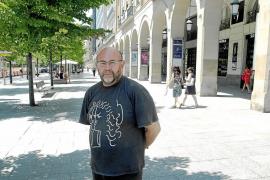 Antón Castro: «Estoy seguro de que Miquel Àngel Riera resucitará»
