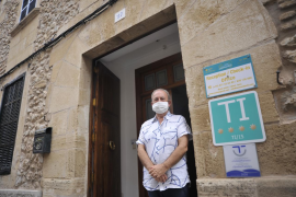 La planta hotelera de Pollença registra una oleada de anulaciones durante la última semana