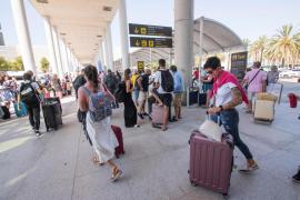 Los turistas británicos en España, indignados por la «abrupta» cuarentena