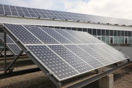 Cuatro detenidos por robar por valor de 50.000 euros, incluidas 47 placas solares
