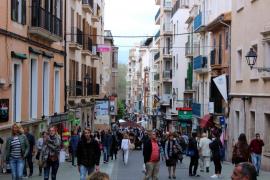 La mitad de los habitantes de Palma o no ha estudiado o solo tiene estudios primarios