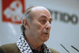 Fallece a los 80 años el histórico líder del PCE Paco Frutos