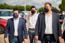 Torrent y Maragall (ERC) denuncian espionaje ante la comunidad internacional