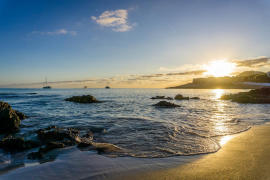 Playa o montaña, ¿qué destino es más seguro en tiempos de coronavirus?