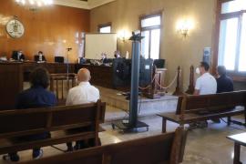 Un año de prisión para dos de los principales acusados del 'caso IME'