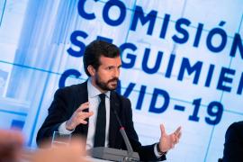 El PP arremete contra Simón por «celebrar que no vengan turistas a España»