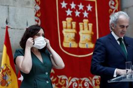 Madrid hace obligatoria la mascarilla y registrará a los clientes de terrazas