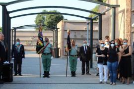 Las cenizas del legionario fallecido de un tiro en Alicante reposan ya en Palma
