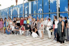 Campos presenta su primera Nit de l'Art y congrega a más de 80 creadores