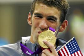 La leyenda de Phelps no tiene fin