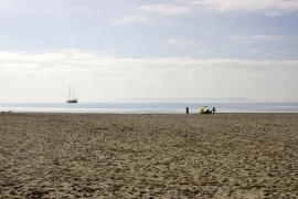 Dos hombres, en estado crítico tras sufrir sendos ahogamientos en Sa Ràpita y Palmanova