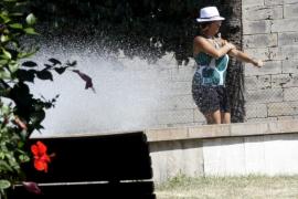 Mallorca, Ibiza y Formentera,  en alerta amarilla por temperaturas significativamente altas